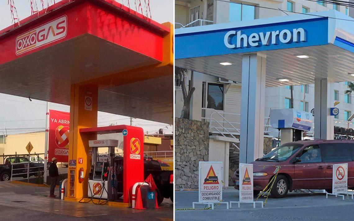 OXXO y Chevron, llega la nueva competencia de Pemex al país