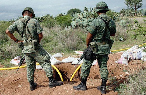 No para el robo de combustible en Veracruz: Sedena