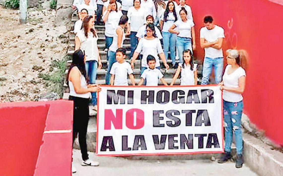 Temen perder sus casas por L-12 vecinos de colonia José María Pino Suárez