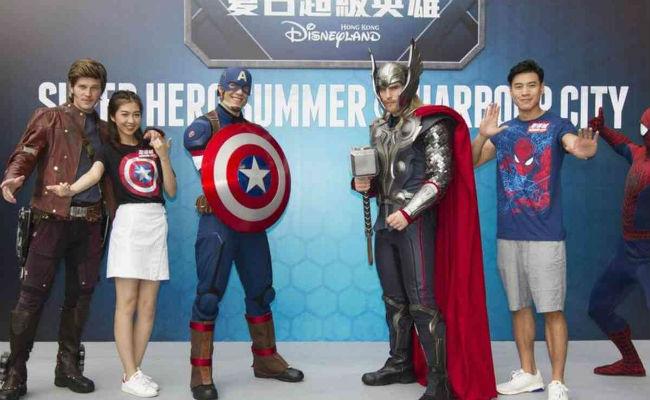 Marvel creará el primer superhéroe de cómic chino