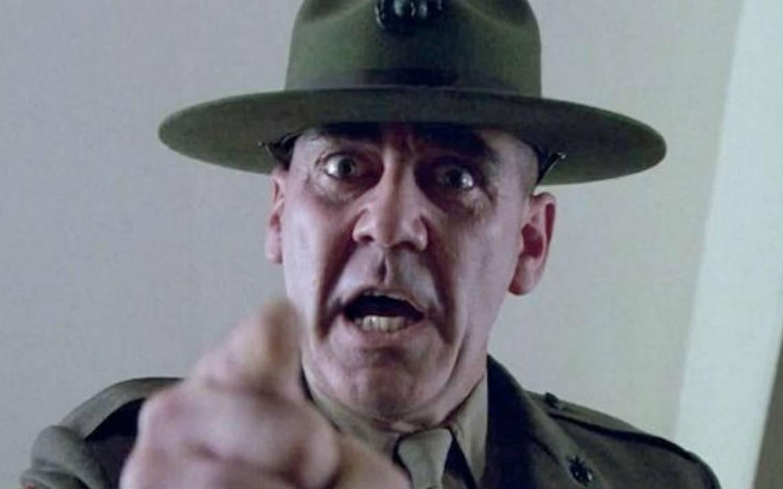 """R. Lee Ermey, el terrible sargento de """"Full Metal Jacket"""", muere con 74 años"""