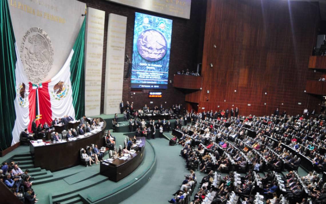 Proponen que AMLO de su primer informe de gobierno en San Lázaro