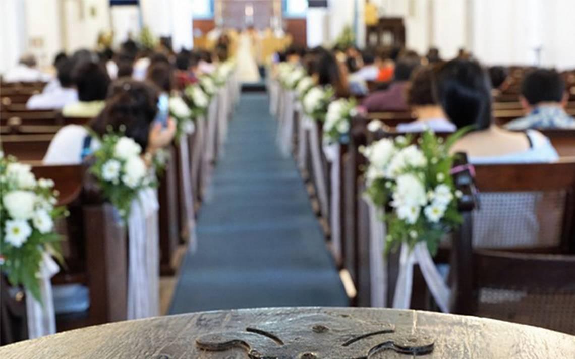 Adiós boda: policía detiene al novio en la puerta de la iglesia acusado de homicidio