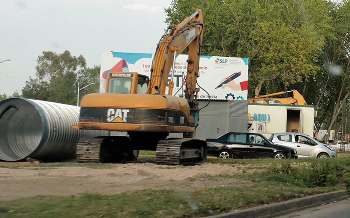 Vislumbran año difícil para el sector de la construcción en SLP