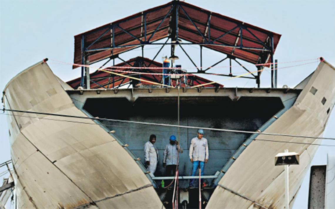 Tampico pilar de la industria naval militar