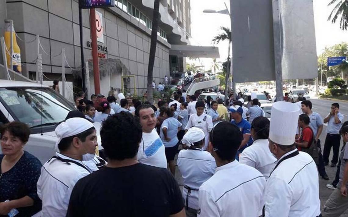 Sismo con epicentro en Acapulco no causa daños en la costa