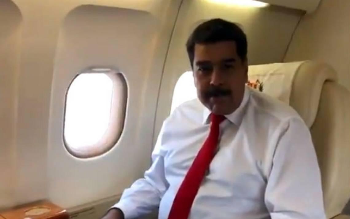 """Maduro llega a Nueva York para """"defender la verdad"""" sobre Venezuela"""