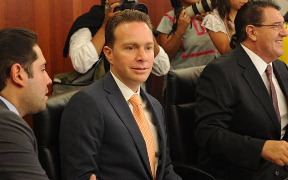 Senado niega a Manuel Velasco primera solicitud para regresar al gobierno de Chiapas