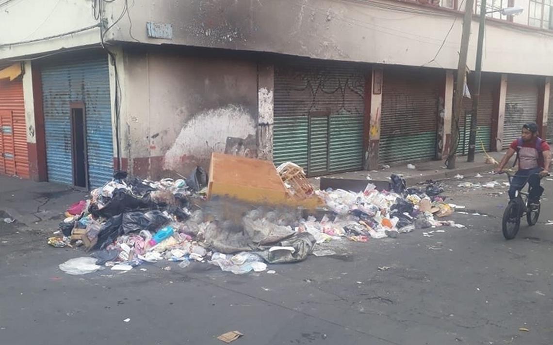 Hallan en un basurero de Tepito cádaver descuartizado de exconvicto