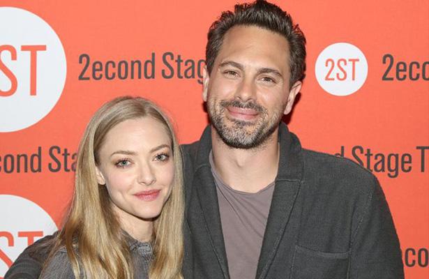 Amanda Seyfried y Thomas Sadoski esperan su primer hijo