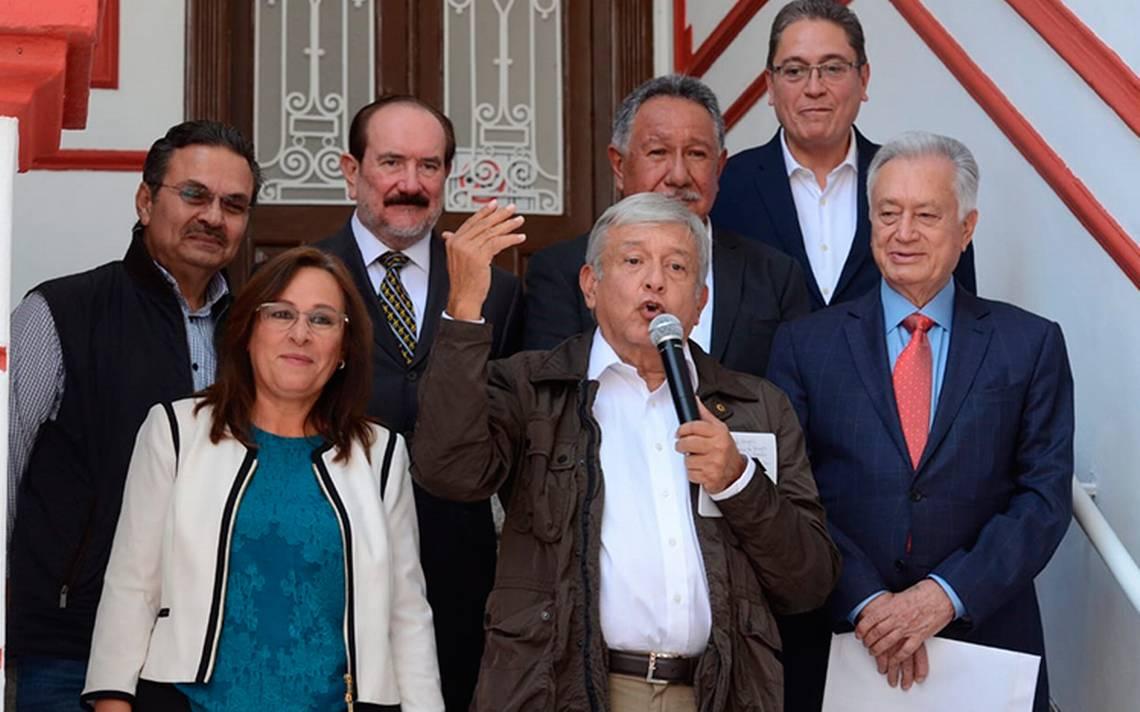 AMLO designa a Manuel Bartlett en CFE y a Octavio Romero en Pemex