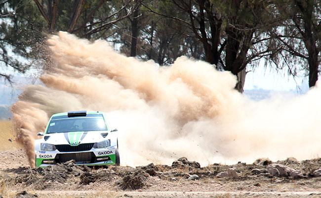 Siguen test del WRC 2017