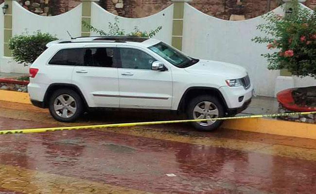 Atentan contra edil de Ixtaltepec; muere su escolta