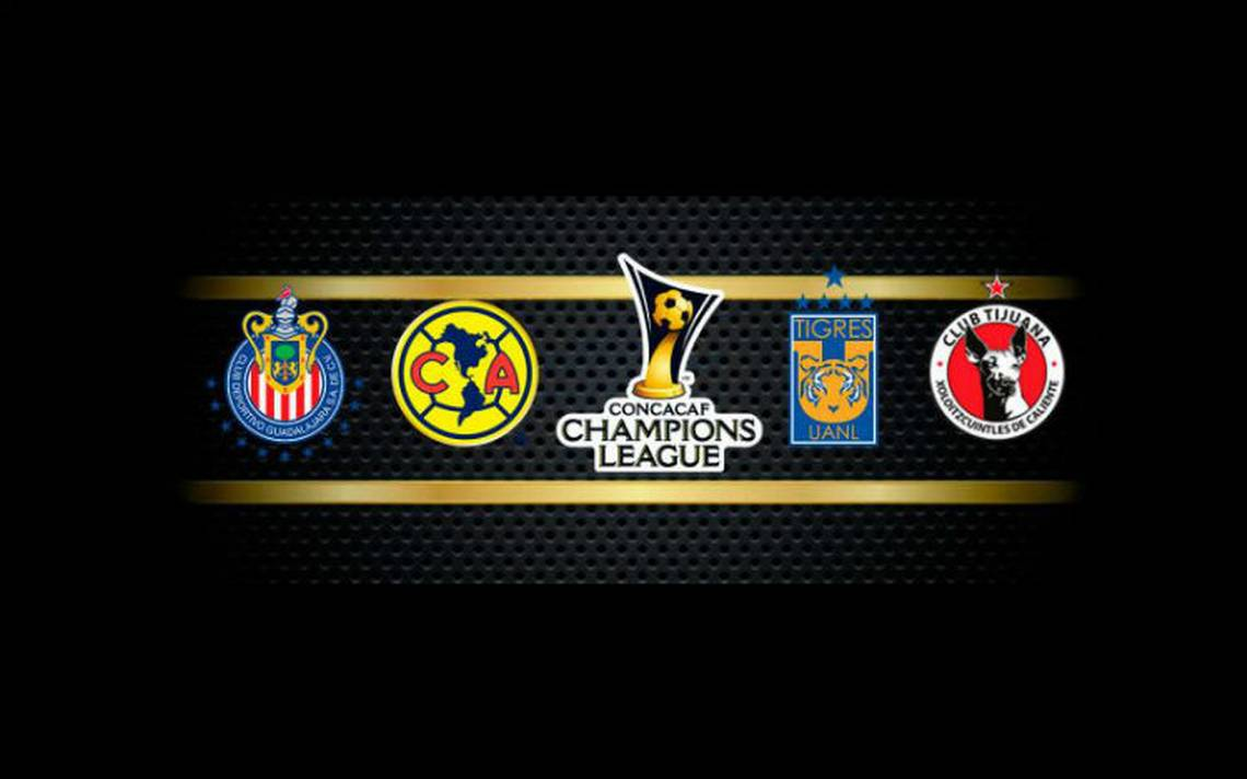 Listos enfrentamientos de la Liga de Campeones de la Concacaf