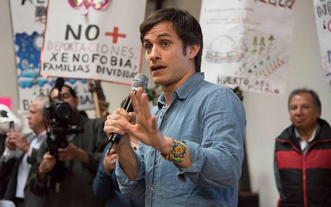 Repudio su nombramiento y su ser político, afirma Gael García sobre Manuel Bartlett