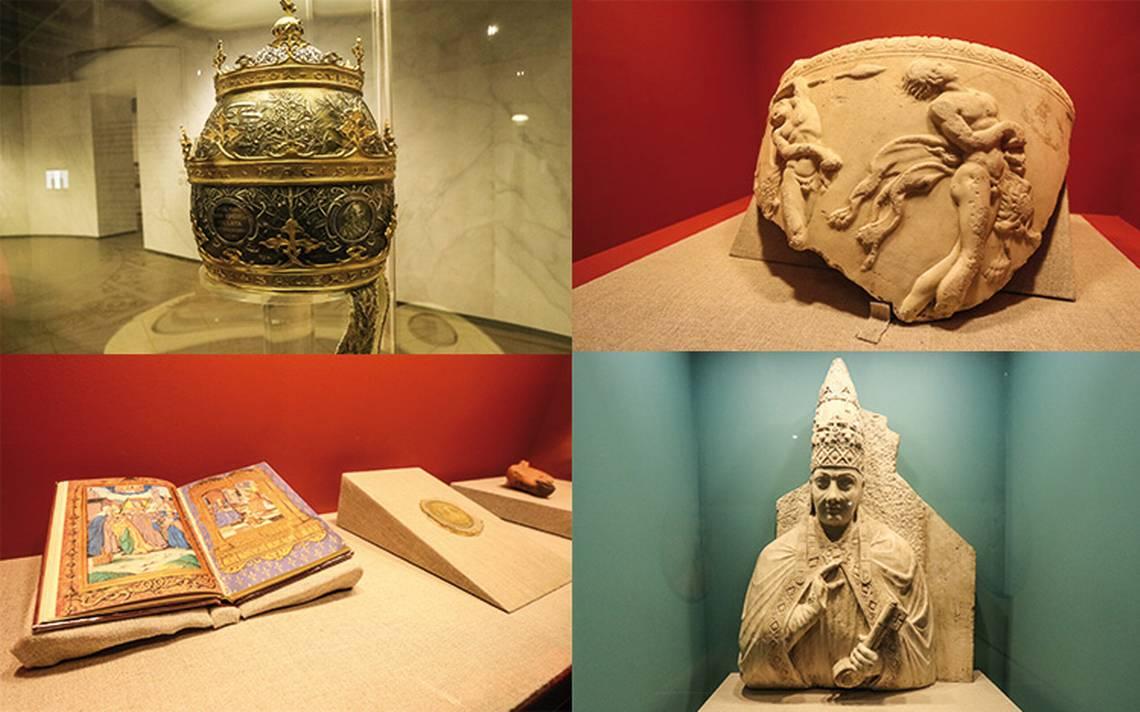 Antiguo Colegio de San Ildefonso abre sus puertas a la exposición Vaticano: de San Pedro a Francisco