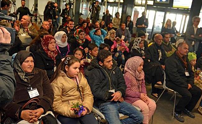 Proyecto pasillos humanitarios de Italia recibe a 541 Sirios