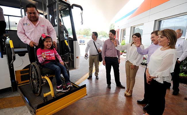 Durango da mayor cobertura y atención a la discapacidad: DIF Nacional