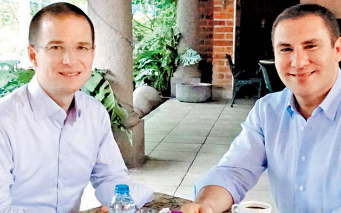 Frente relanzarA? campaA�a presidencial del candidato Ricardo Anaya