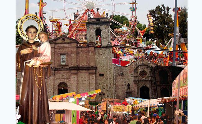 Llega la Feria de San Antonio Tultitlán 2017, conoce la celebración