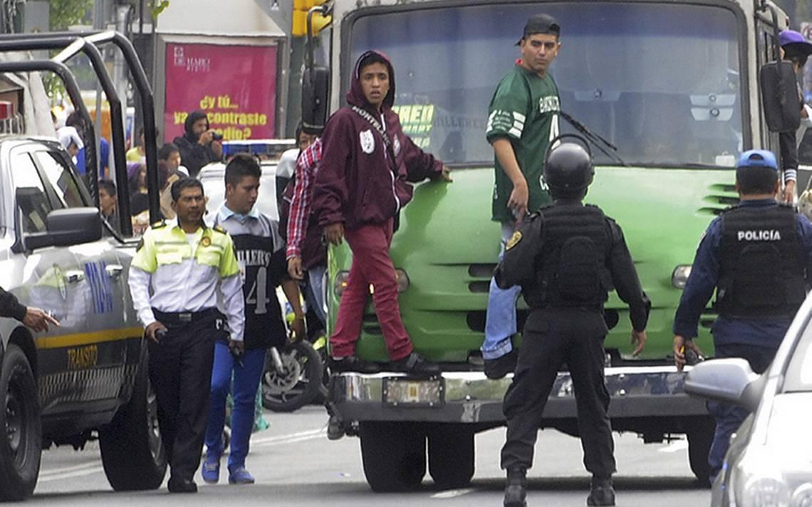 La violencia expulsa a jóvenes del bachillerato