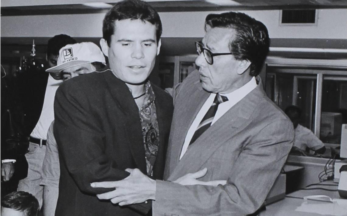 Muere Don Nacho Matus, decano del periodismo deportivo mexicano
