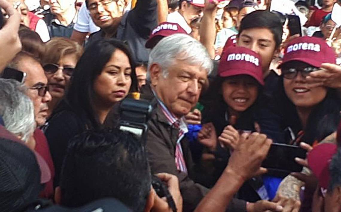 Mafia del poder es culpable de aumento de violencia e inseguridad en el país: AMLO