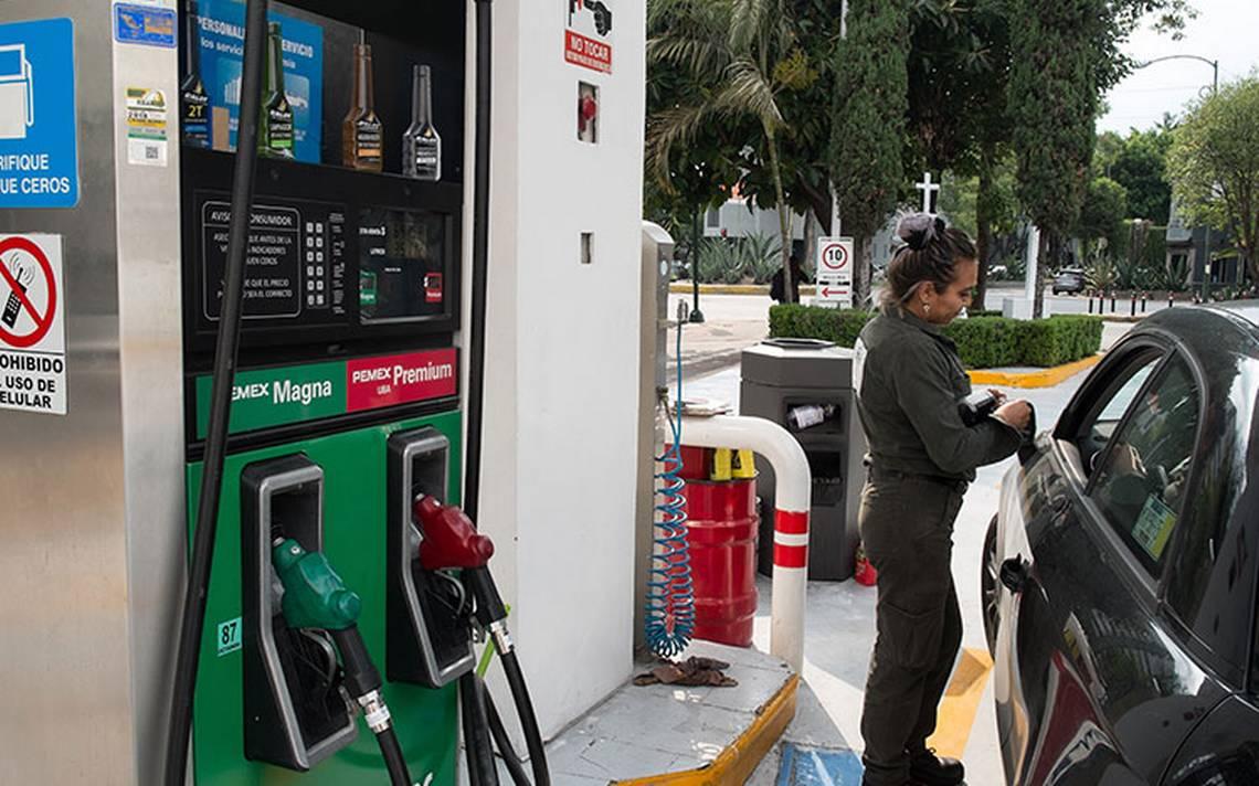 PAN exige al Gobierno federal frenar el alza de las gasolinas