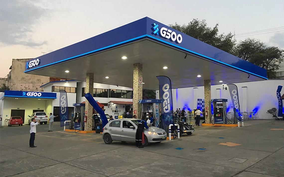 La empresa G500 invertirá dos mil millones de pesos en gasolineras