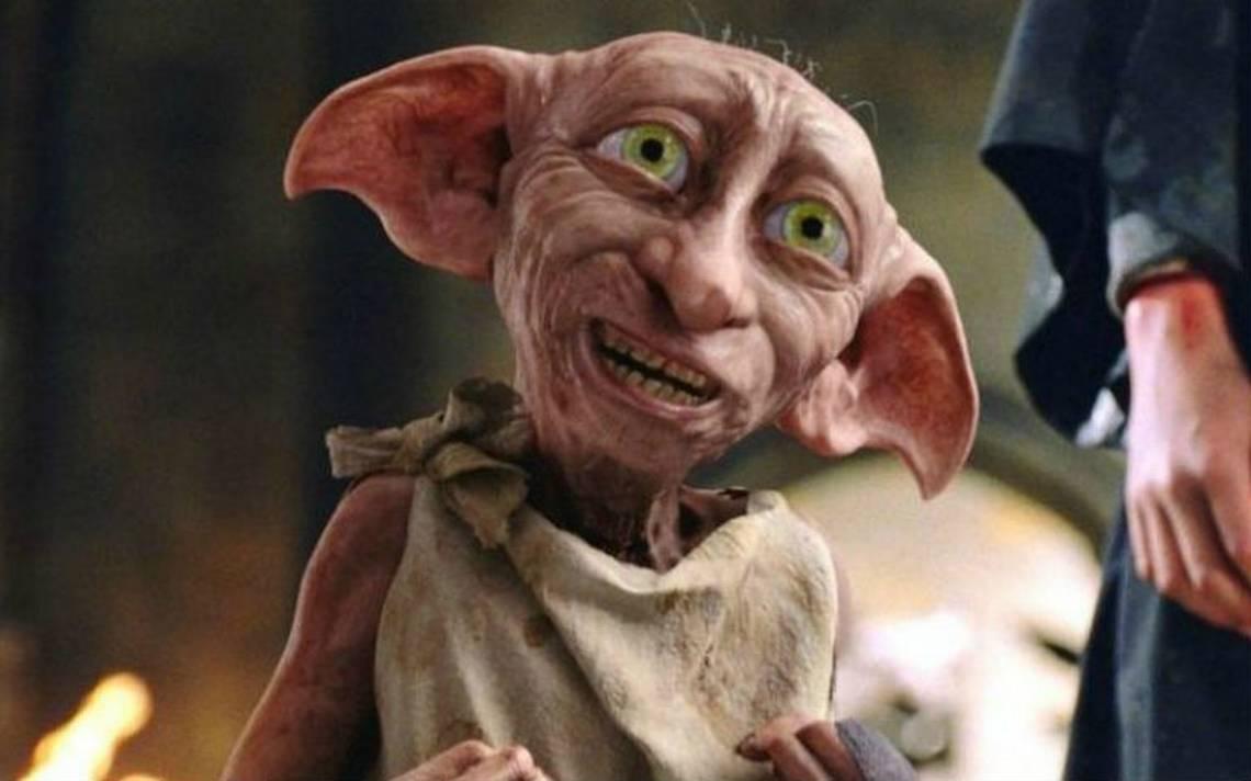J.K.Rowling se disculpa por muerte del elfo Dobby en Harry Potter