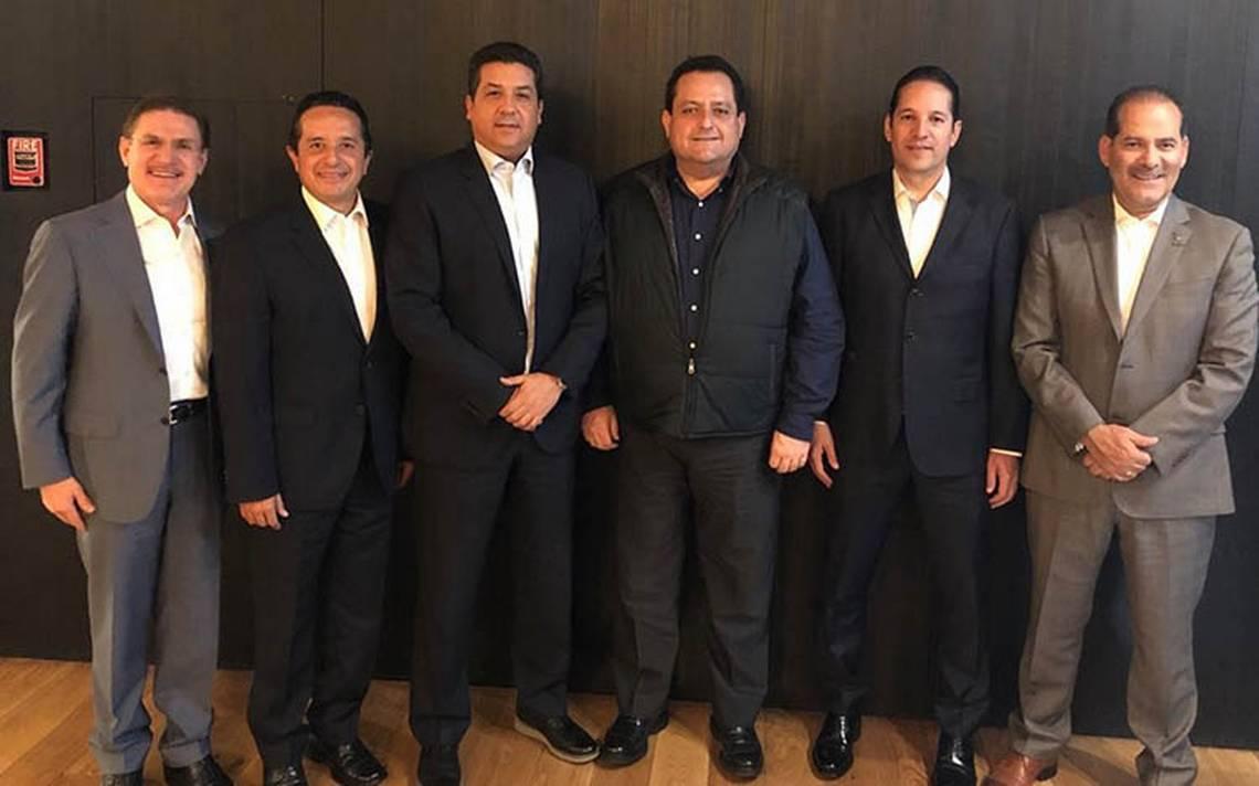 Gobernadores del PAN piden renovar el partido y se dicen abiertos a la gestión de AMLO