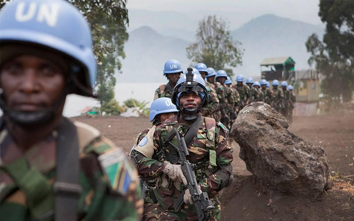 ONU confirma al menos 14 cascos azules muertos en ataque en el Congo