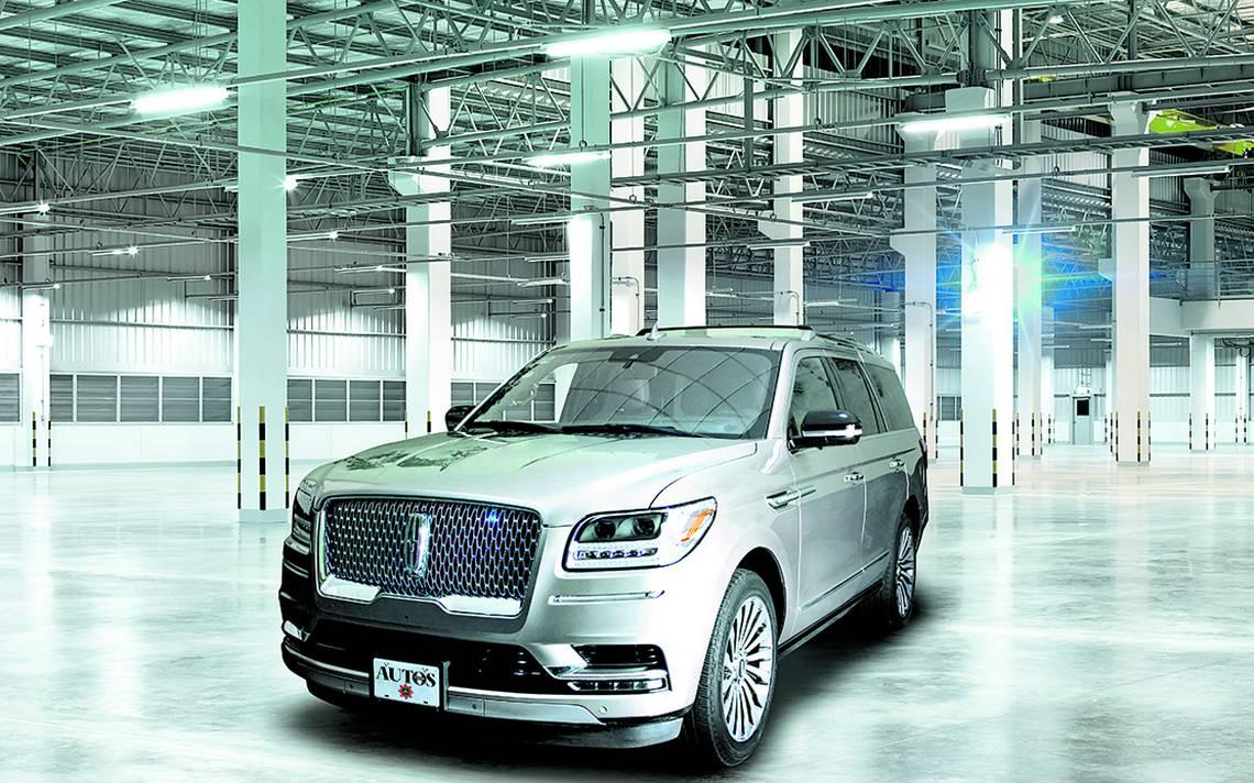 Lincoln Navigator, el SUV más elegante e imponente del mercado