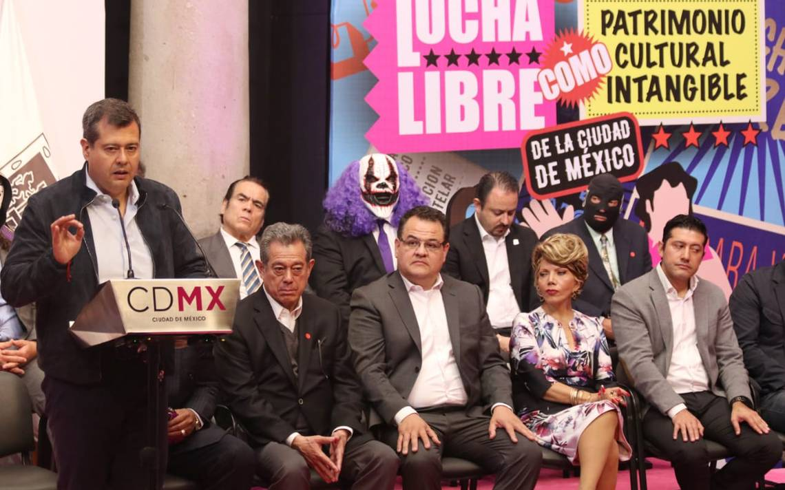 Orgullo chilango, lucha libre se convierte en patrimonio intangible de la CDMX
