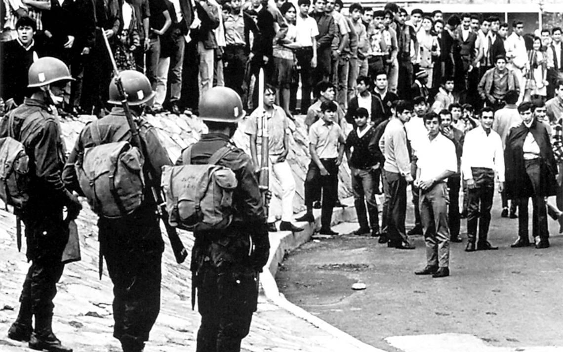 Un asunto de familia… Elisa García lucha contra el olvido de la masacre en Tlatelolco