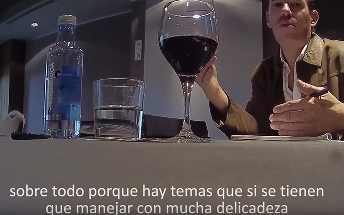 Difunden video sobre presunta red de los Barreiro para financiar campaña de Anaya