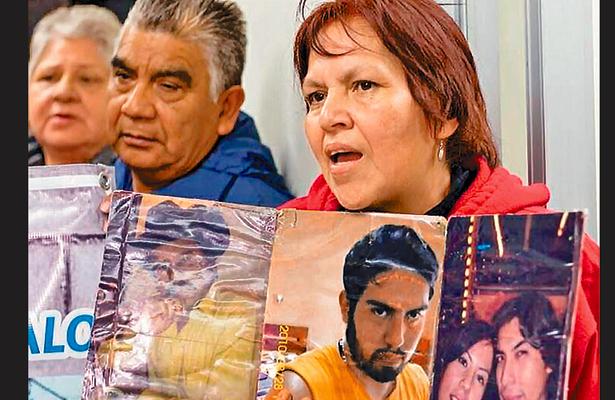 Más de mil 300 desaparecidos en NL y Tamaulipas