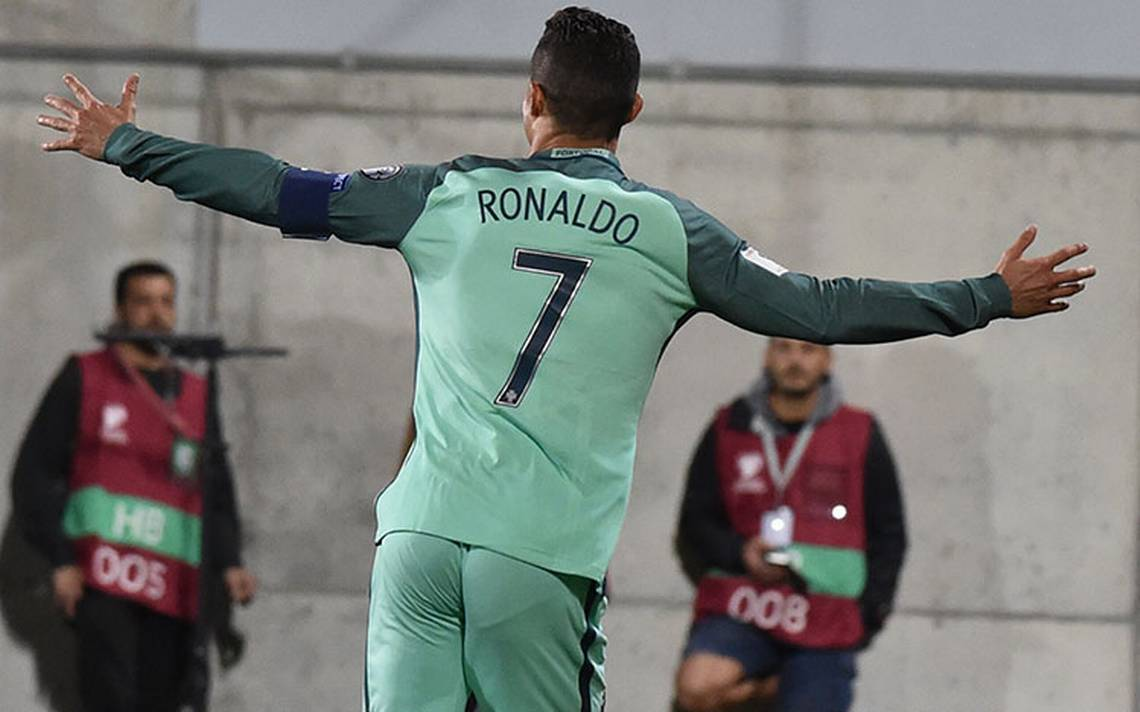 Solidario, Cristiano Ronaldo paga gastos médicos de afectados por incendios en Portugal