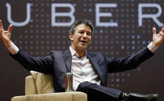 Cofundador de Uber renuncia como asesor de Donald Trump