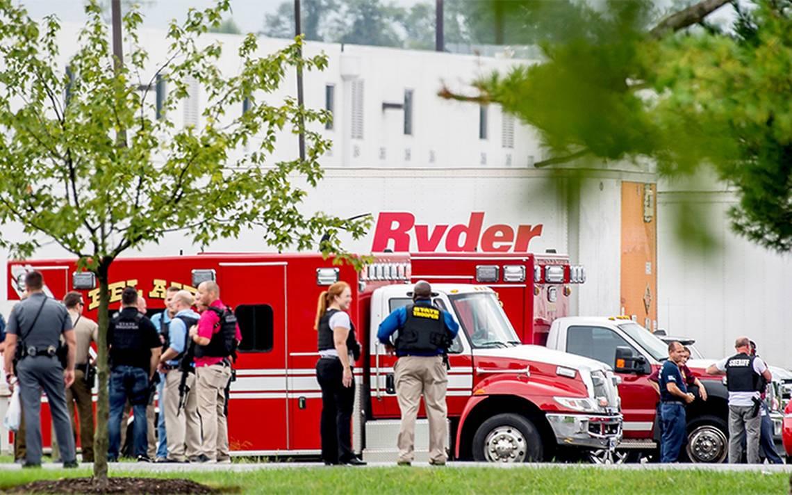 Muere en el hospital mujer responsable del tiroteo en Maryland