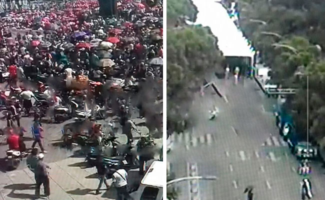 Domingo complicado, manifestantes afectan circulación de la CDMX