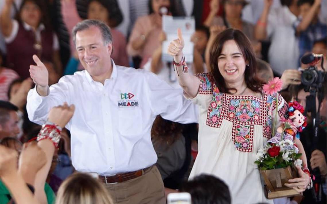 No es electoral la defensa de México frente a Trump: Meade
