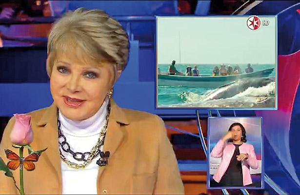 Aunque triste, Lolita Ayala no regresará a Televisa