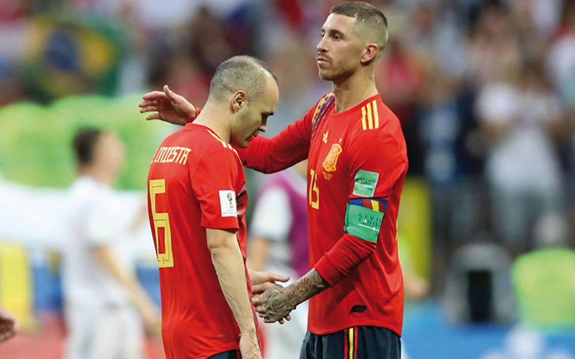 ¡Sorpresa! Rusia echa a España del Mundial