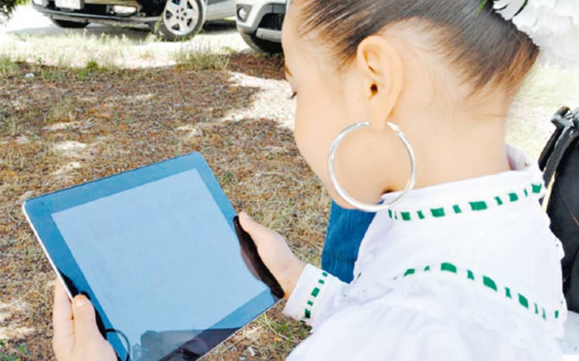 En el norte del paA�s, el 37% de menores de cinco aA�os cambian juegos por gadgets