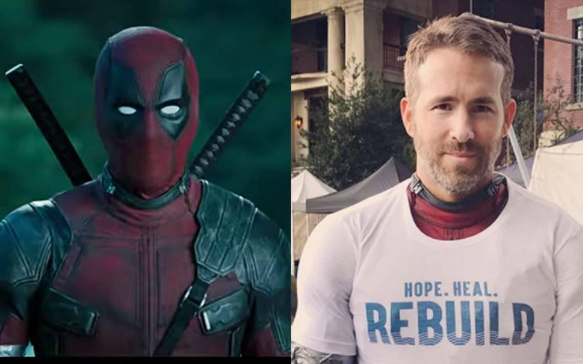 Ryan Reynolds vendrá a México para promocionar Deadpool 2