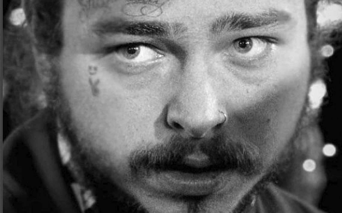 ¡Milagro! Post Malone se salva de morir en accidente de avión