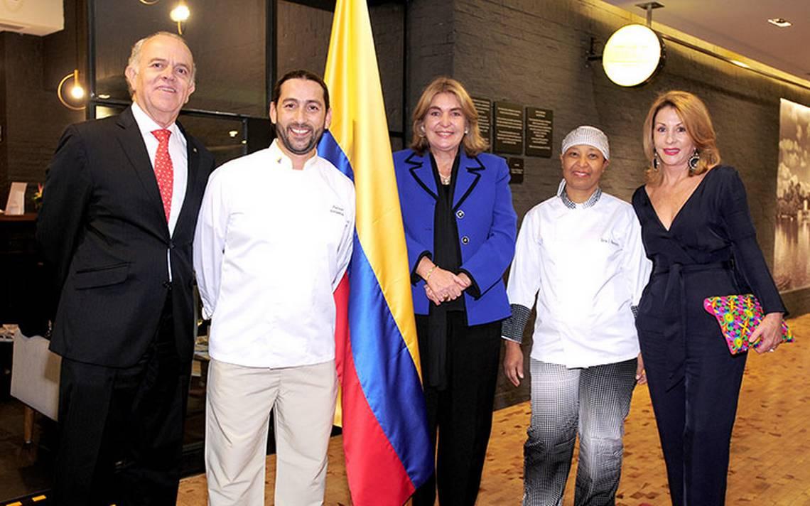 Se llevó a cabo el festival gastronómico Así sabe Colombia