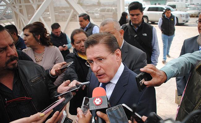 Bajo amenazas ningún Gobierno funciona, señaló Aispuro Torres
