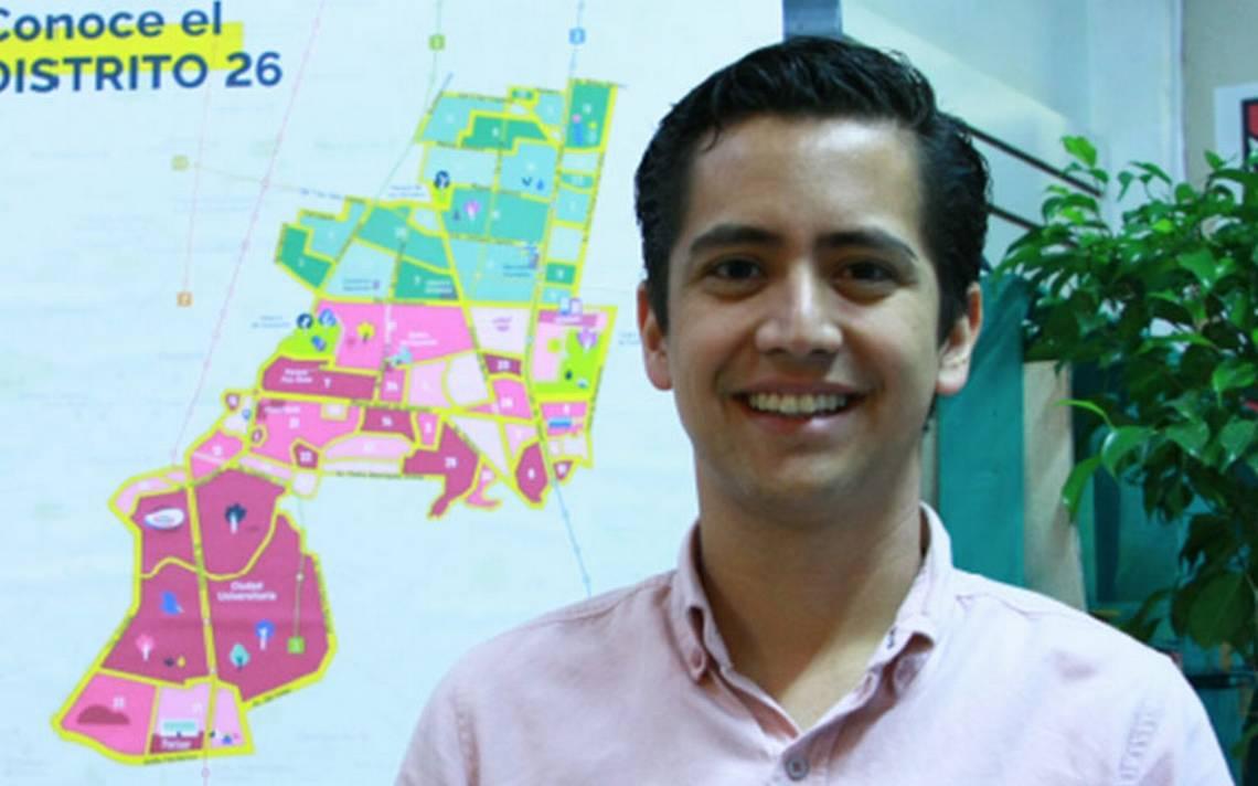 Roberto Castillo ofrece resolver crisis del agua en la CdMx